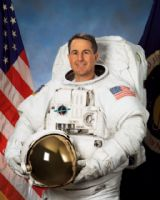 NASA Astronaut Stephen K. Robinson Colour Portrait